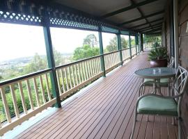 Porters Plainland Lockyer Valley B&B, Hatton Vale (Gatton yakınında)