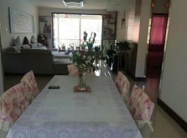 Wenxin Family Apartment, Qilian (Huangzangsi yakınında)