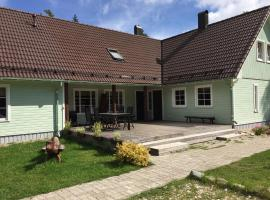 Pauka Holiday House, Poama (Kõpu yakınında)