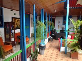 Hostal Maderos, Santa Rosa de Cabal