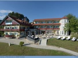Lust und Laune Hotel am Wörthersee, Pörtschach am Wörthersee (Goritschach yakınında)