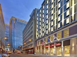 Hampton Inn & Suites - Minneapolis/Downtown, Миннеаполис