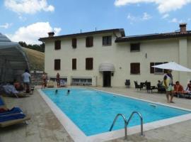 La locanda di ferra-Boccede, Villa Minozzo (Febbio yakınında)