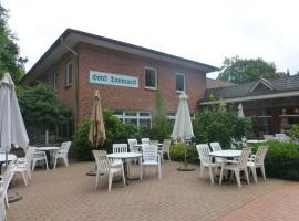 Hotel Tanneneck, Bad Bramstedt
