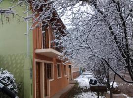 Alojamiento Vista Flores, Vista Flores (Colonia Las Rosas yakınında)