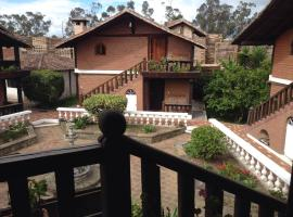 Hotel y Hosteria Natabuela, Natabuela (Hacienda La Olimpia yakınında)