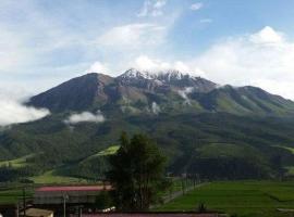 Yixin Homestay, Qilian (Cao Daban yakınında)
