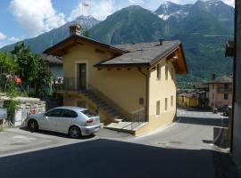 Vecchia Latteria, Aosta (Saint-Christophe yakınında)