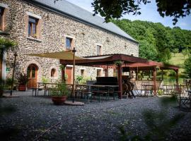 La Hulotte Gîte Rural, Yvoir (Bauche yakınında)