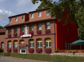 Hotel Park Eckersbach, Zwickau (Mülsen yakınında)