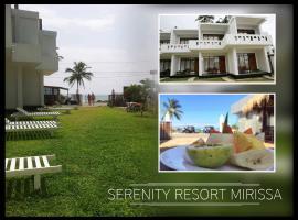 Serenity Resort, Mirissa