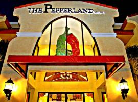 The Pepperland Hotel, Legazpi