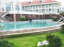 Listening Rote Holiday Inn, Lianyungang (Xiliandao yakınında)