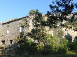 Mas Les Ambrosis, Saint-Paul-de-Fenouillet (рядом с городом Prugnanes)