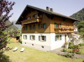 Landhaus Geschwister Wachter, Schruns (Tschagguns yakınında)