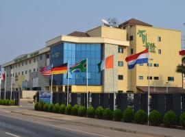 Oak Plaza Hotels East Airport, Accra