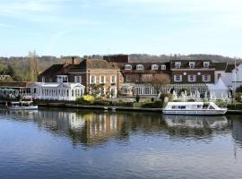 Macdonald Compleat Angler, Marlow