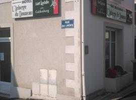 L'auberge du Donneau, Pannecé (рядом с городом Bonnoeuvre)