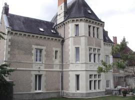 La Tourelle des Echelles, Lésigny