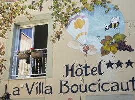 A La Villa Boucicaut, Чалон-Сур-Салне (рядом с городом Saint-Rémy)