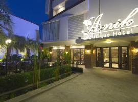 Anik Boutique Hotel & Spa on Norodom Blvd