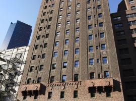珀德39酒店, 紐約