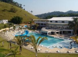 Vale do Encantado Park Hotel, Guararema (Remédios yakınında)