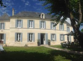 B&B Les Fontenilles, Saint-Ciers-du-Taillon (рядом с городом Saint-Martial-de-Mirambeau)