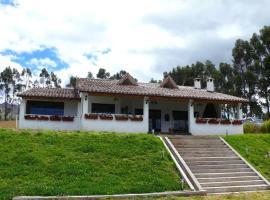 Mountain Chalet El Capuli, Tabacundo