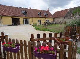 Datcha Bourguignonne, Maconge (рядом с городом Pouilly-en-Auxois)