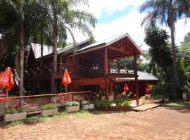 Paraiso Lodge, Jardín América (Aristóbulo del Valle yakınında)