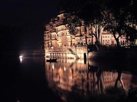 Gajner Palace-Heritage, Gajner