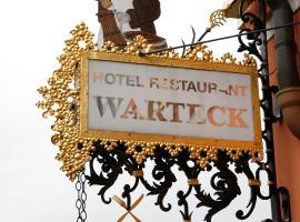 Hotel Warteck