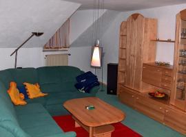 Apartment Am Fuße der Gutenfels, Kaub (Sauerthal yakınında)
