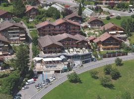 Solbad Hotel Sigriswil, Sigriswil (Schwanden yakınında)