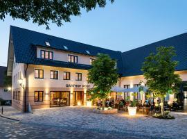 Die Post Hotel, Bad Grönenbach (Kronburg yakınında)