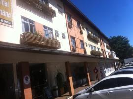 Mime Hotel, Blumenau (Indaial yakınında)
