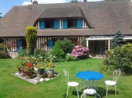 Chez Catherine Chaumière, Theuville-aux-Maillots