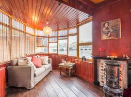 Houseboat Amstel River Suite