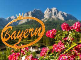 Bayern Resort Hotel (Adults only), Grainau