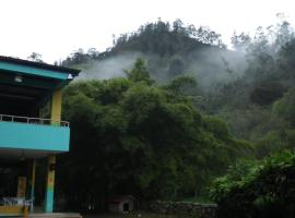 Malu del Rio-Termales, Tibirita (Machetá yakınında)