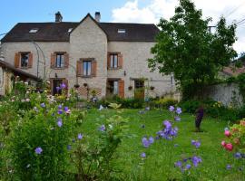 Chambre d'hôtes Rose en Vexin, Brueil en Vexin (рядом с городом Épône)