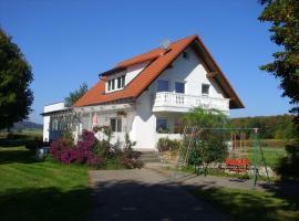 Haus Eichhölzle, Bichishausen (Frankenhofen yakınında)