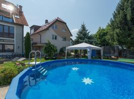 Pension Haus Sanz