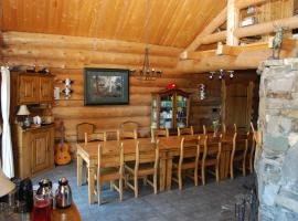 Terra Nostra Guest Ranch, Kleena Kleene