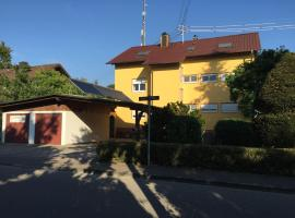 Ferienwohnung Klotz, Schwanau (Meißenheim yakınında)