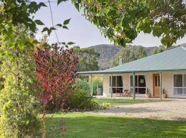 Brookfield Guest House, Myrrhee (King Valley yakınında)