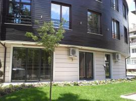 Apartment Retro, Dobrich (General-Kiselovo yakınında)