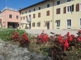 Al B&B Casa Bertoni, San Daniele del Friuli (Maiano yakınında)