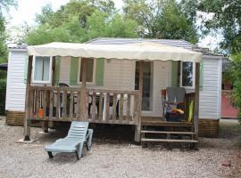 le Camping Des 3 Lacs, Belmont-Tramonet (рядом с городом Romagnieu)